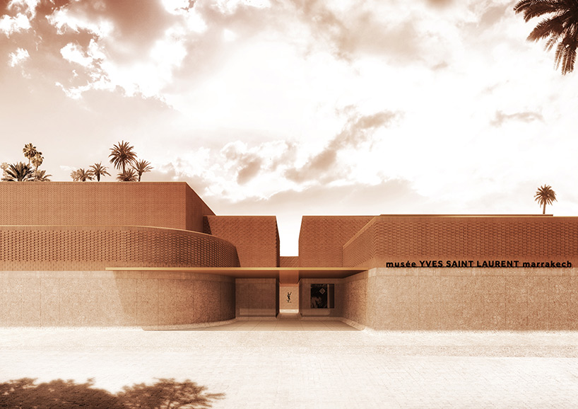 NEW YVES SAINT LAURENT MUSEUM IN MARRAKECH & PARIS