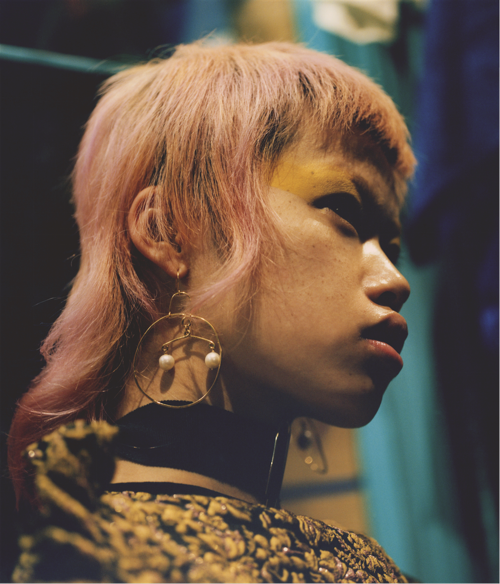 EDITORIAL : TOKYO BEAUTY BY FELICITY INGRAM