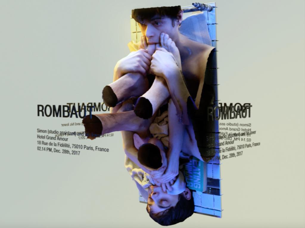 ROMBAUT X FREDERIK HEYMAN
