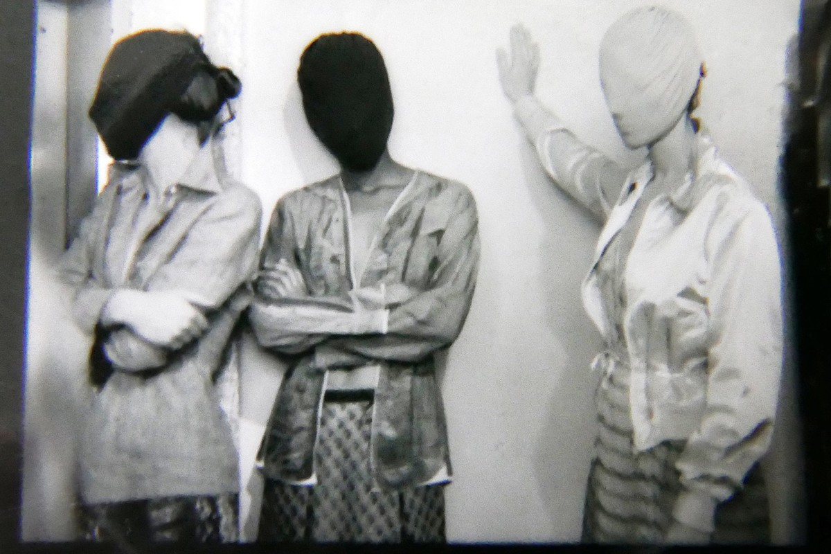 MARGIELA RETROSPECTIVE EXHIBITON AT GALLIERA