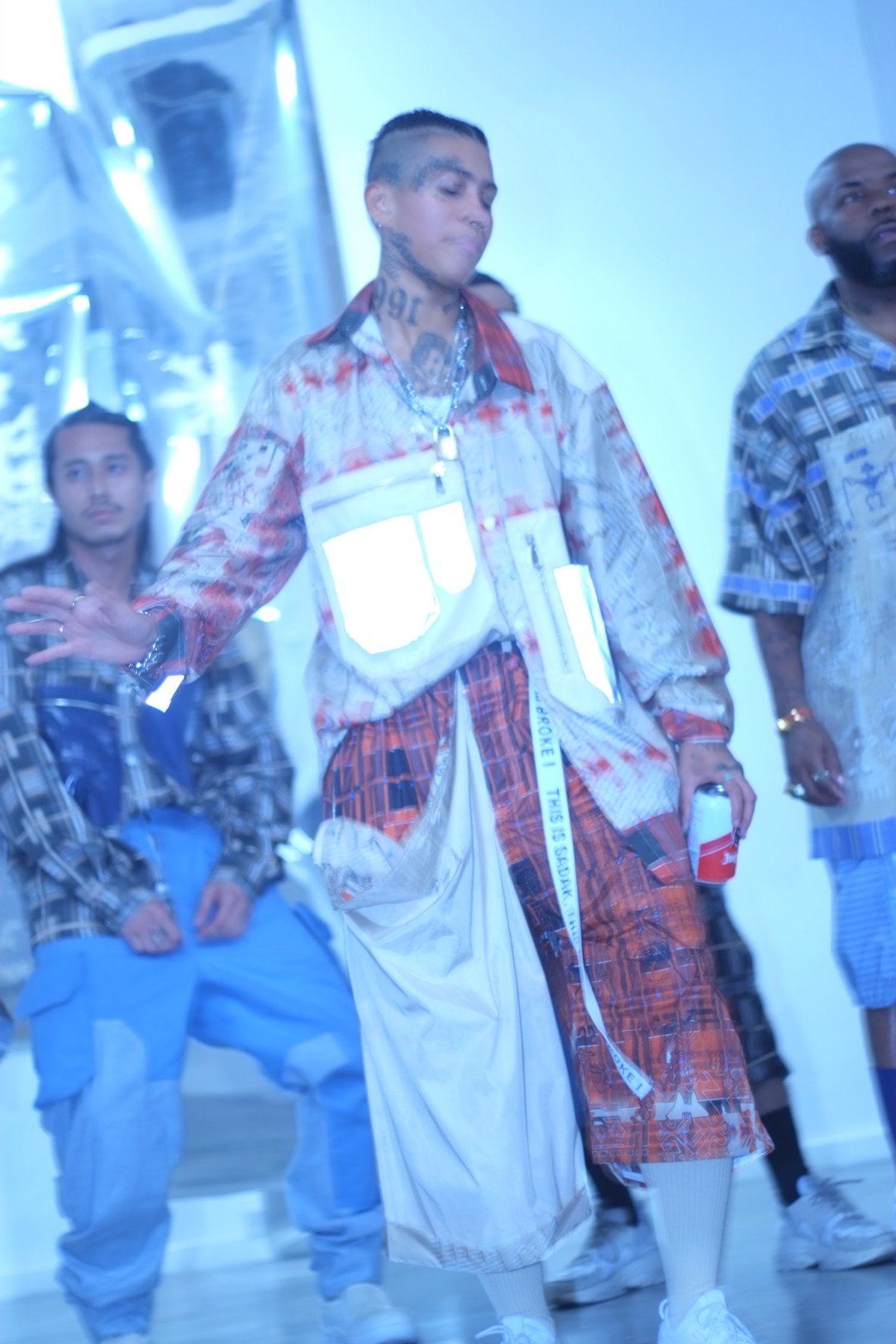 BACKSTAGES : SADAK, EXCLUSIVE MPFW REPORT FOR À PART