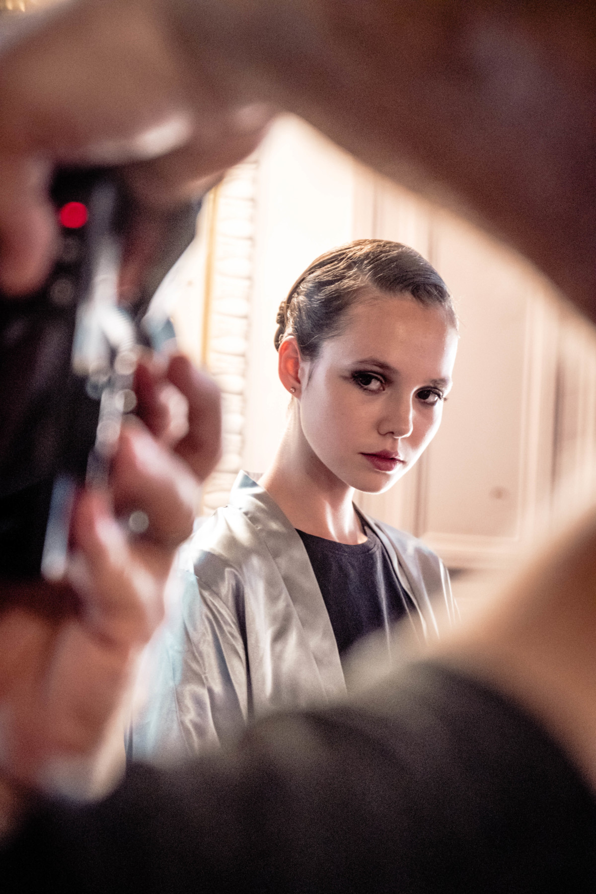 BACKSTAGES : TONY WARD, EXCLUSIVE COUTURE FASHION WEEK REPORT FOR À PART