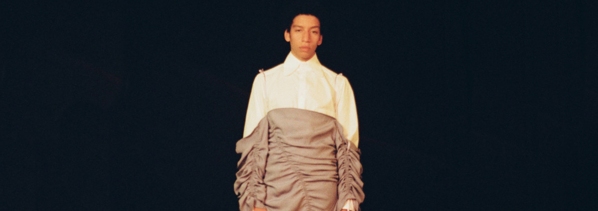PARIS FASHION STUDENTS PRESENT THEIR COLLECTIONS