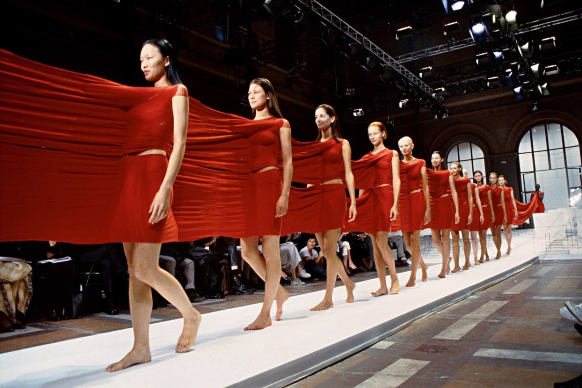 THE CHANGING FACE OF THE CATWALK