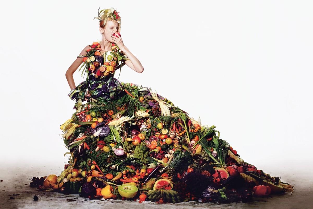 Fashion's food frenzy