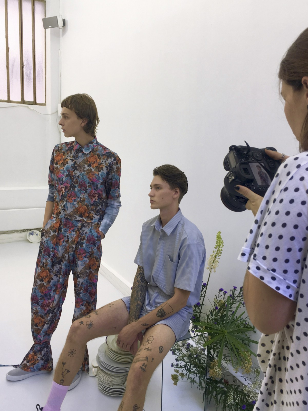 BACKSTAGES : HUGO COSTA, EXCLUSIVE MPFW REPORT FOR À PART