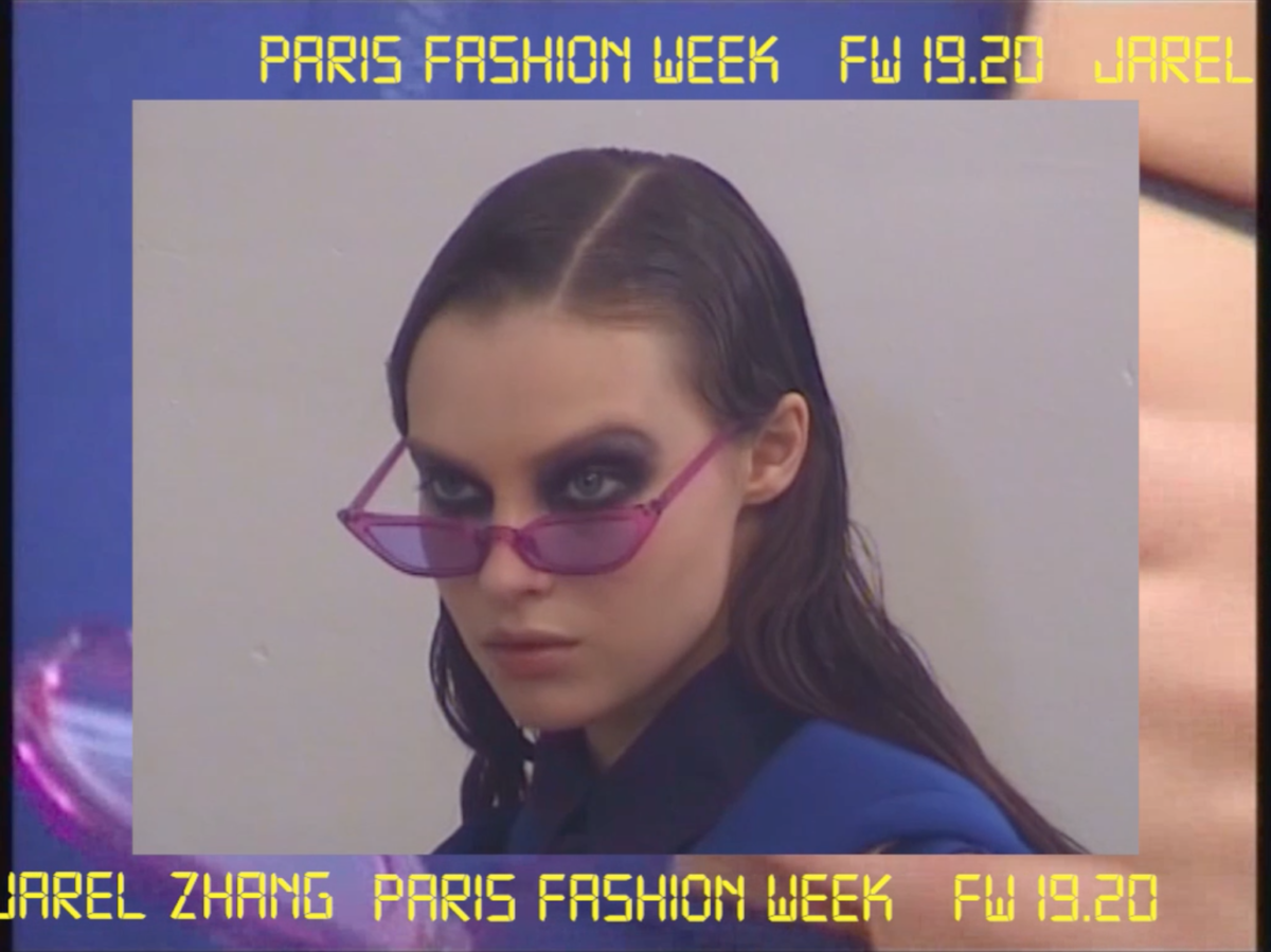 FASHION WEEK DOCUMENTARY : JAREL ZHANG
